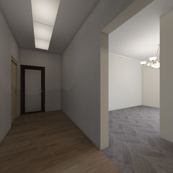zorilor Interior Design Render