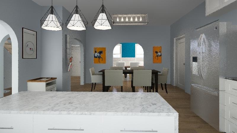first woohoo Interior Design Render