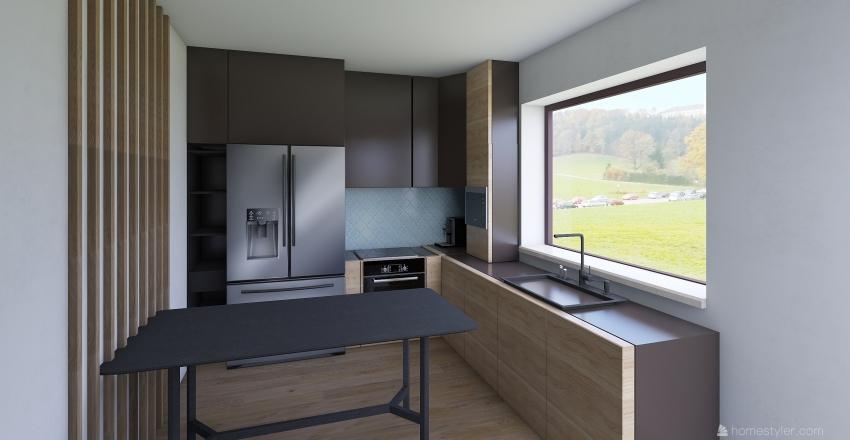 Teo&Flo Interior Design Render