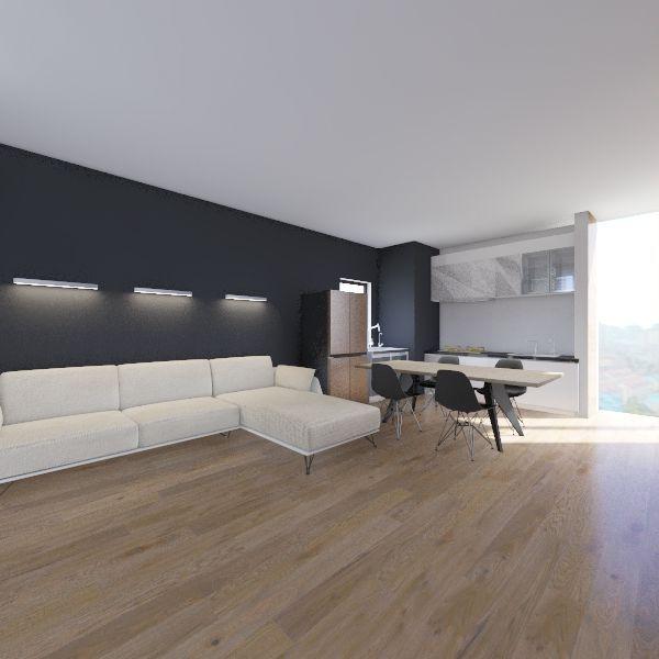 Redutowa Interior Design Render
