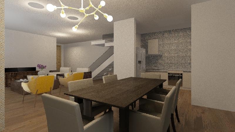 Zebricio Interior Design Render