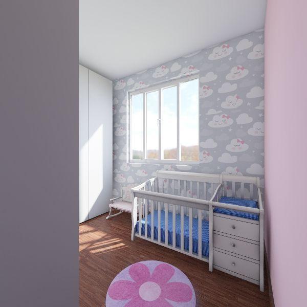 Bebê Interior Design Render