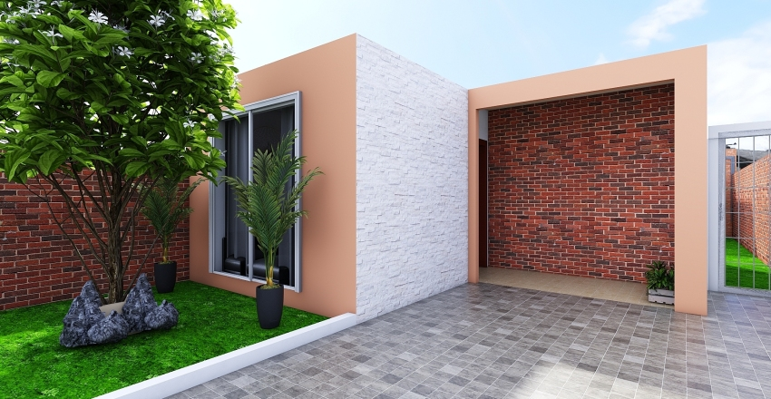 HouseN Interior Design Render