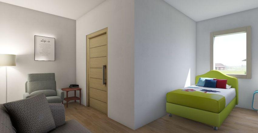 R.M.H SARA Interior Design Render