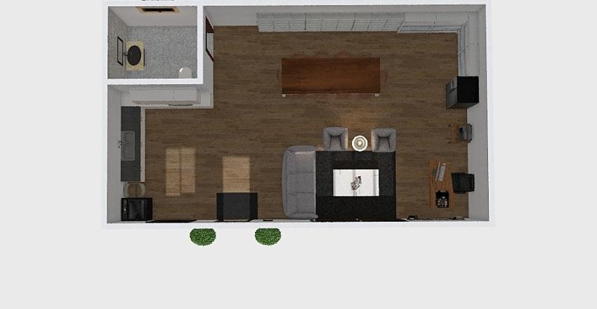 PaperNeat Interior Design Render