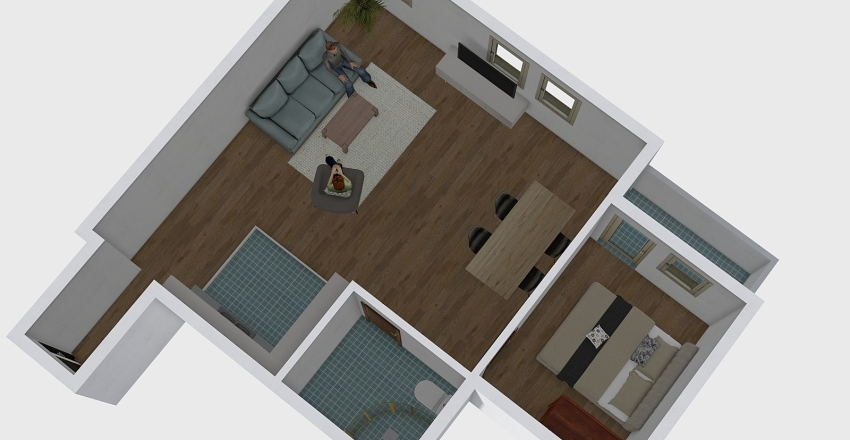 47776 Interior Design Render