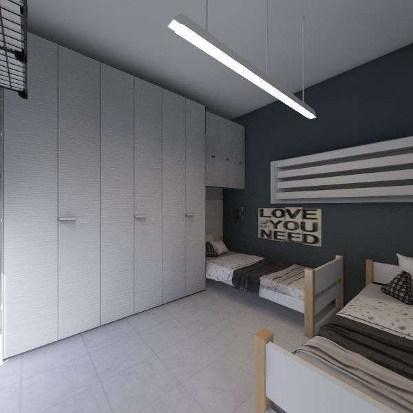 linda Interior Design Render
