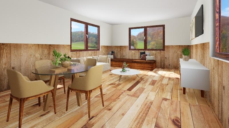 CASA MEDEIRA Interior Design Render