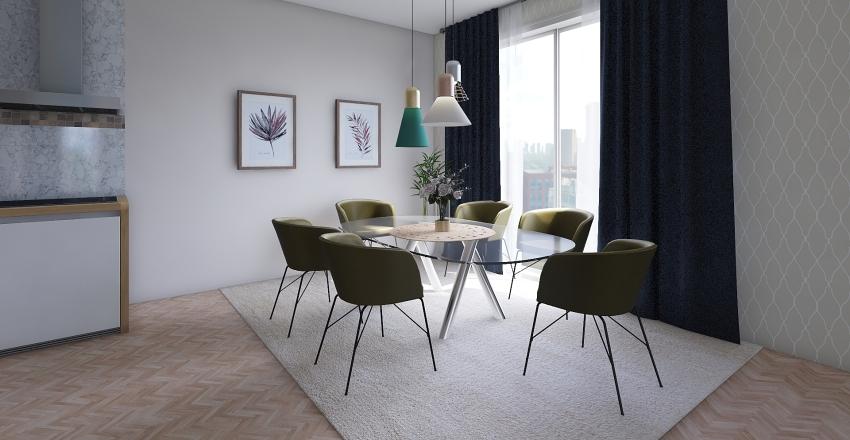 New in 2020 Interior Design Render