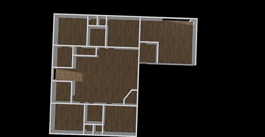 Future Home 2020 Interior Design Render