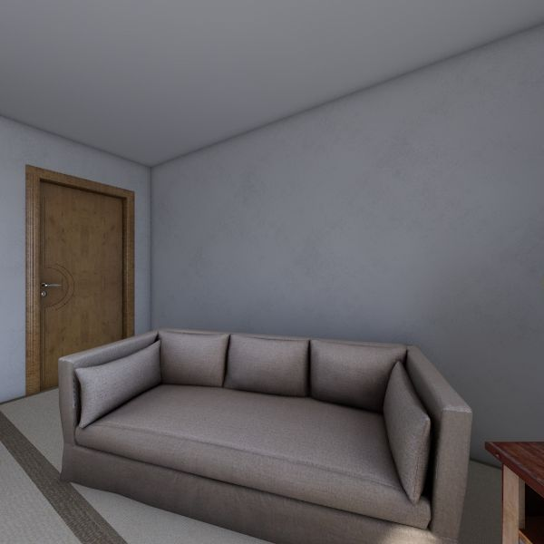 Green Lane Top Room Interior Design Render