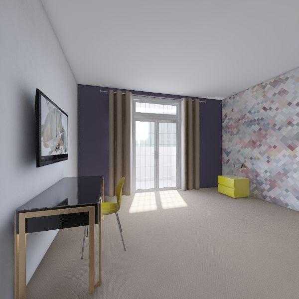 etaj 1 Interior Design Render