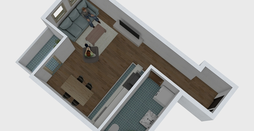 47775 Interior Design Render
