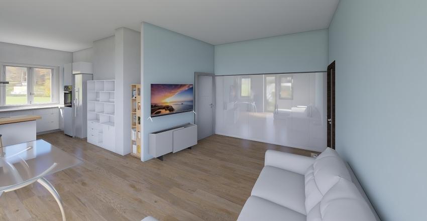 Fabio 02 Interior Design Render