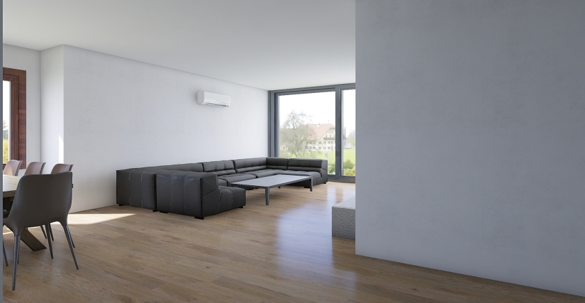 Kolorowa 13 Interior Design Render