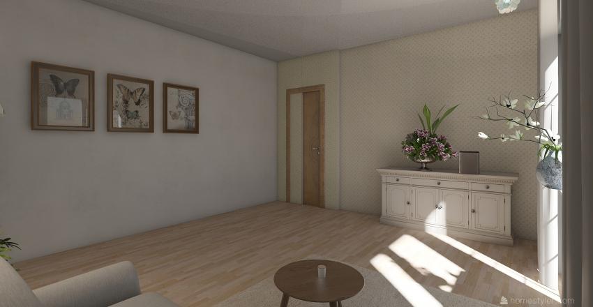 Editka Interior Design Render