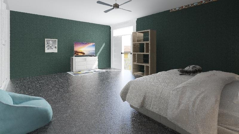 Ramsey Vicars Dream room Interior Design Render