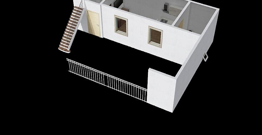nacrt zadnji 1 Interior Design Render