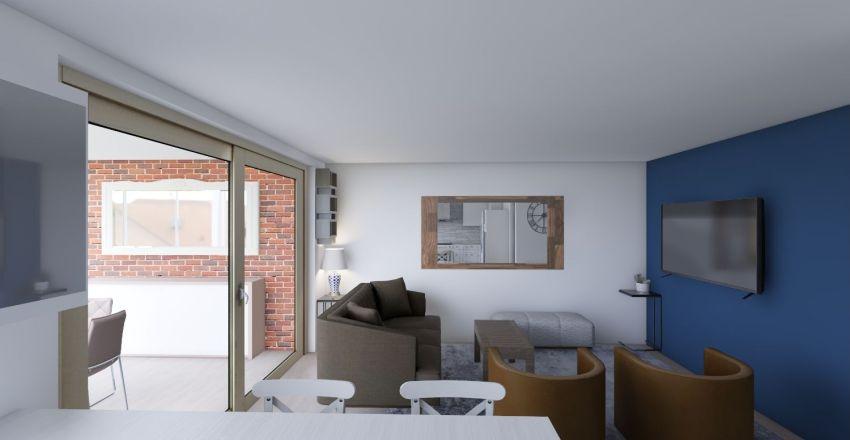 The Mead 3.1 Interior Design Render