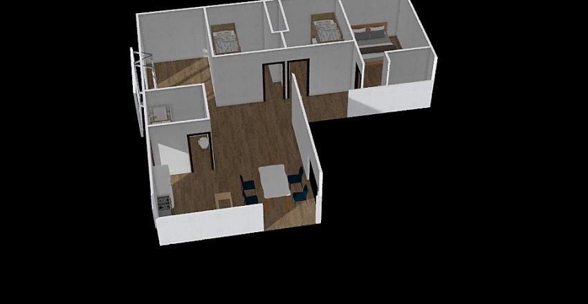 Option 1 Interior Design Render
