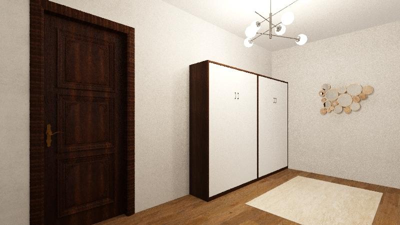 modernizacja Interior Design Render
