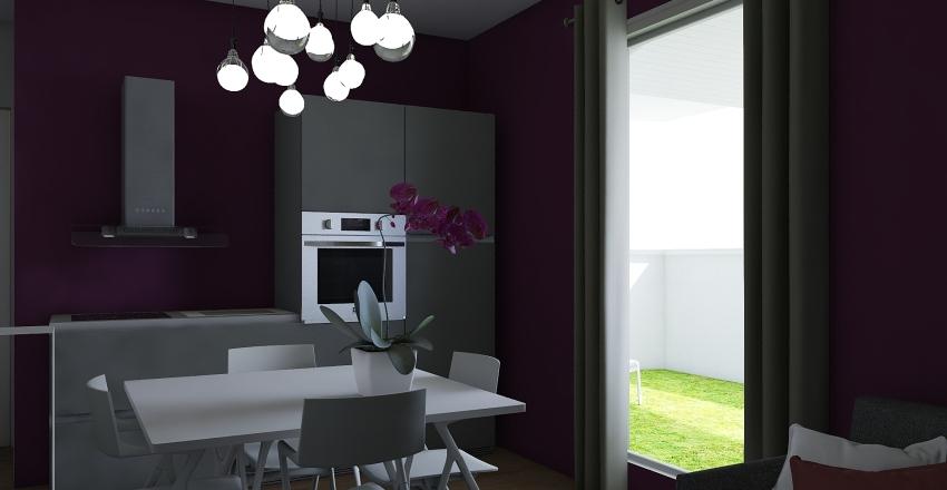Lavagna Definitivo Interior Design Render
