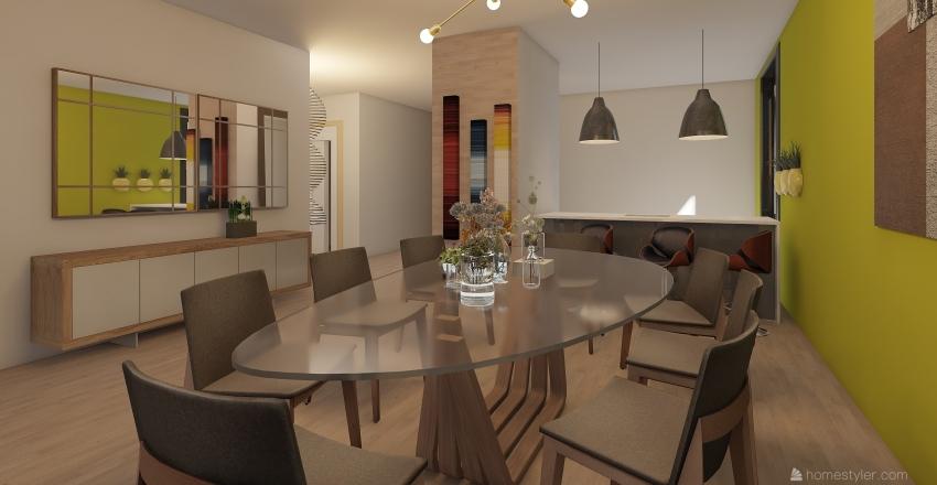 1010  Interior Design Render