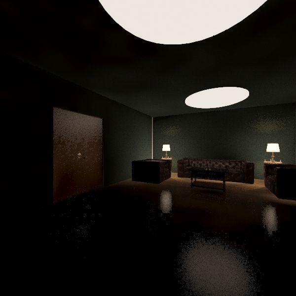 Gifted house design Interior Design Render