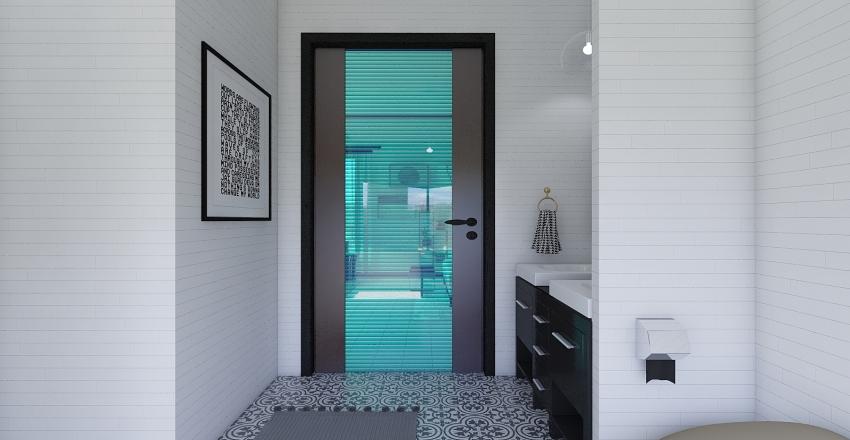 Modern Interior Design Render