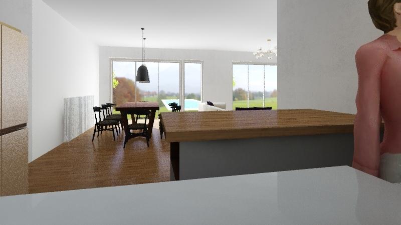 votlina Interior Design Render