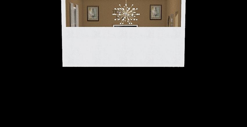 Alea Perez Dream Home Interior Design Render