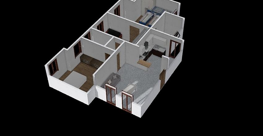 Attuale Interior Design Render