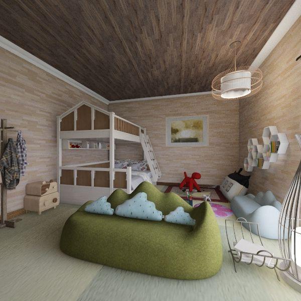 princerestaurant Interior Design Render