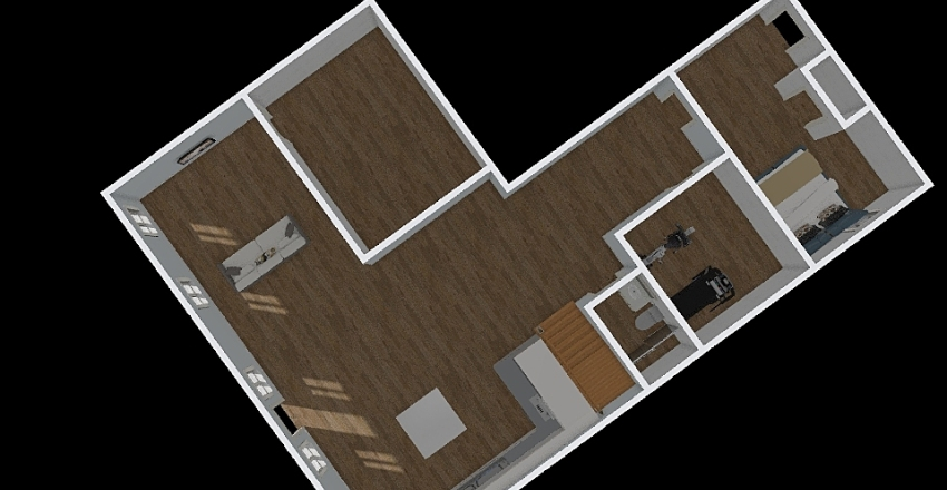 HOWARD Interior Design Render