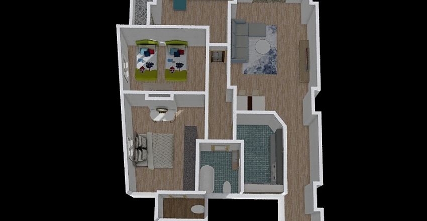 nasser alarab Interior Design Render