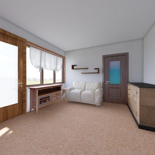 cucina marsure Interior Design Render