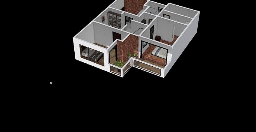 Duitama piso 2 Interior Design Render