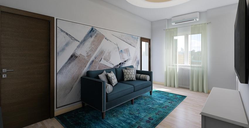 Hamzsabégi út 60_átalakítás Interior Design Render