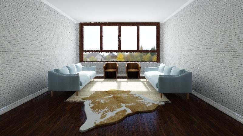 FACS Interior Design Render