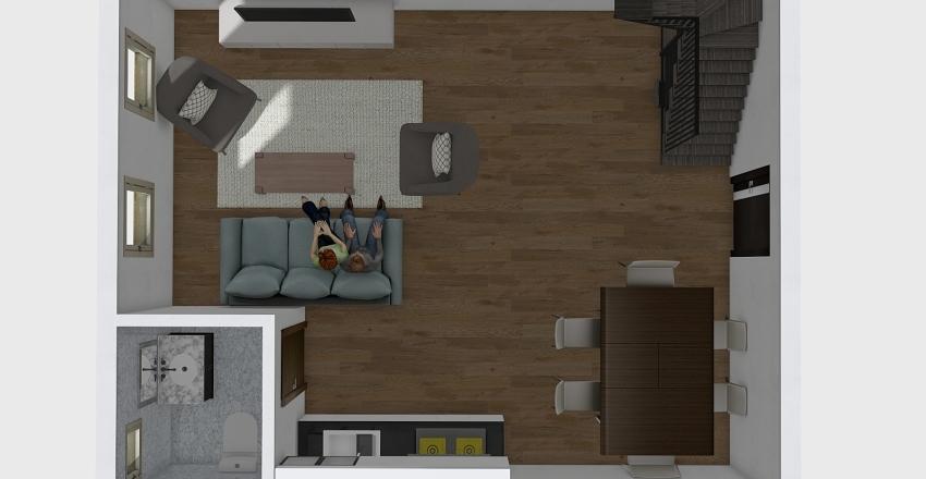 PAZOVA ST 23 Interior Design Render