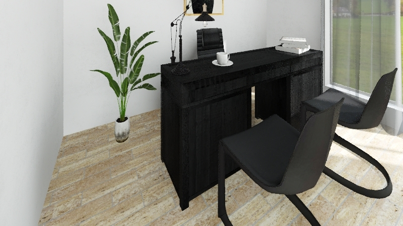 crl Interior Design Render