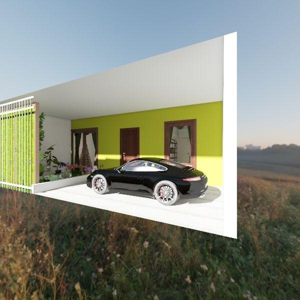 REMODELACIÓN CHOCITA Interior Design Render