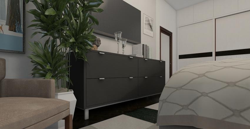 CASA KAUFFMAN Interior Design Render