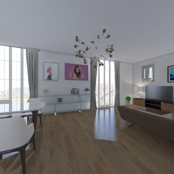 sala miA Interior Design Render