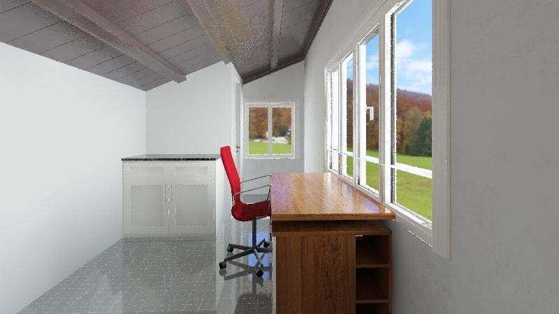 WAG Interior Design Render
