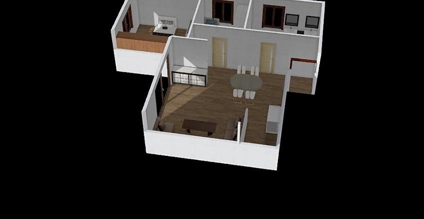 skica1 Interior Design Render