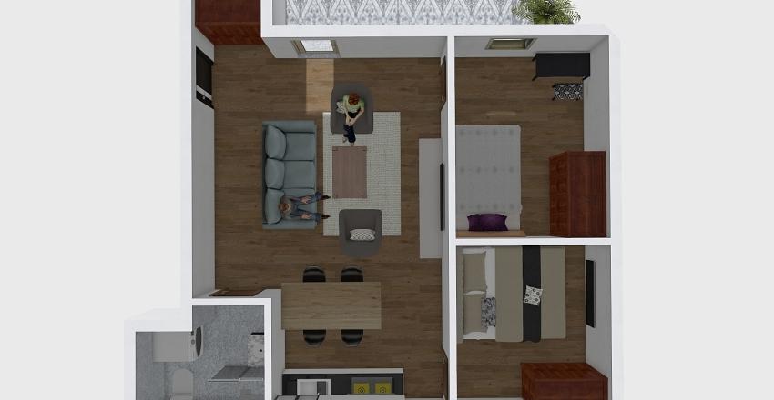 PAZOVA ST 31 Interior Design Render