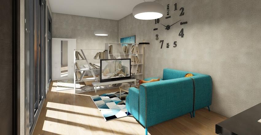 24sm Interior Design Render