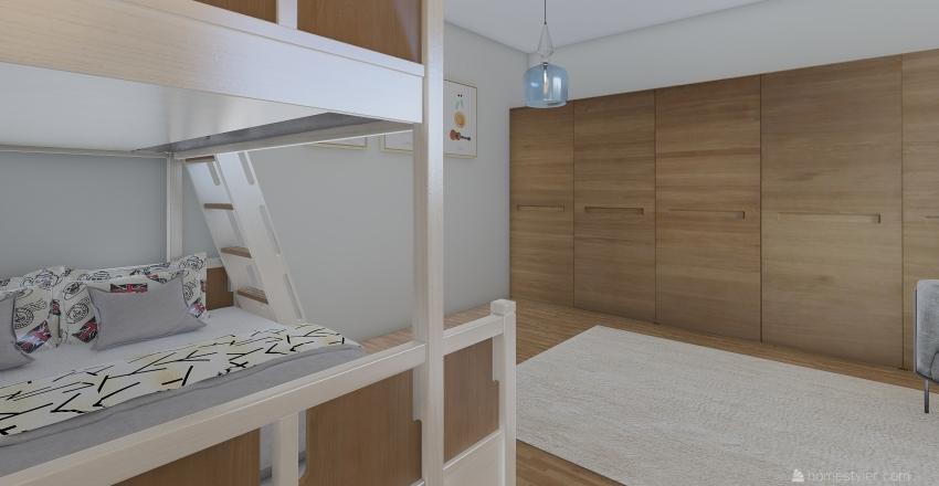 KRLNW Interior Design Render