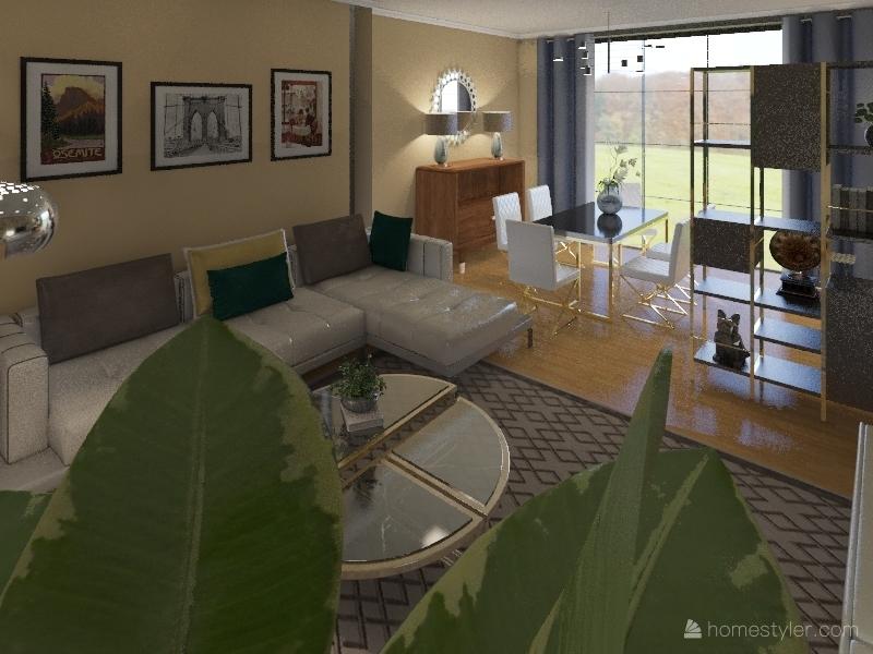 designsala Interior Design Render